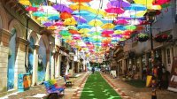colorful place