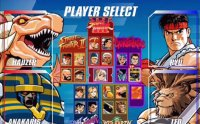 Capcom Fighting Evolution Street Fighter