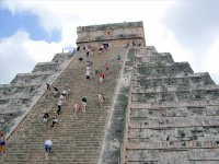 Back when you could CLIMB the Castillo