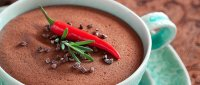Chocolate Mousse   Pepper