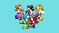 puzzles Yoshis multicolors