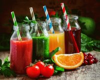 Fruits   Vegetable Juice