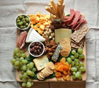 Cheese   Mix Appetizer