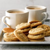 Cookie   Coffee Latte