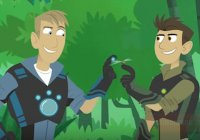 Wild Kratts Martin and Chris