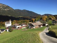 Wamberg, Garmisch-Partenkirchen, Germany