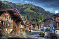 Rougemont-Suiza