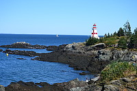 Head Harbour Light Station,Campobello Island