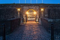 Stirling Castle gateway