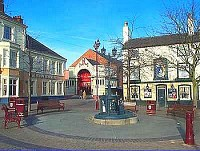 Around The Fountain, Ilkeston