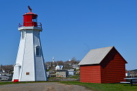 Mulholland Light, Campobello Island, NB Canada