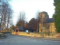 St Paul 's Church, Little Eaton