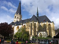 Catholic Church, Ahrweiler, Germany
