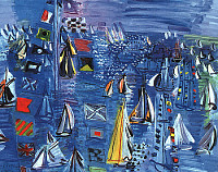Dufy voiles