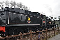 Great Central Railway, England