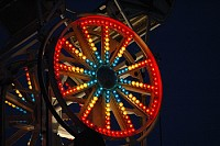 Detail of Carnival Ride