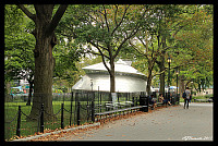 Battery Park NYC