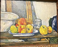 Cézanne nature morte