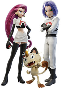 TEAM ROCKET POKEMON
