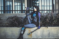 costume of Nightwing