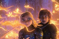 HTTYD 3 Hiccup and Astrid