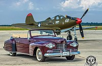 1942 Lincoln Continental Convertible