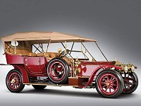 1911 Rolls Royce Silver Ghost Touring