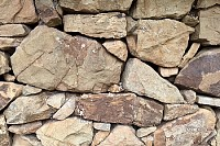 Abstract: Stone Wall