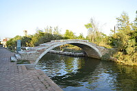 Italy, Italie, Venezia, Torcello, Devil 's Bridge