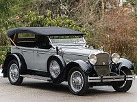 1928 Stutz BB Four-Passenger Speedster by Phillips
