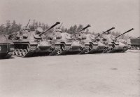Tanks in a row