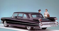 1959 Cadillac Fleetwood Series Seventy-Five Limous