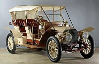 1910 Mercedes Benz Tourer