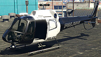 POLISE HELICOPTER