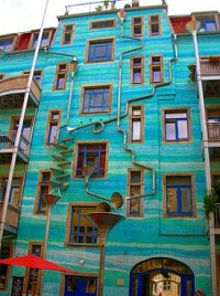 Funny Condo in Germany