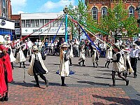 May Day, Heanor 2005