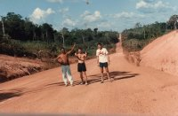 In the Transamazonica Highway