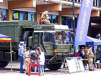 Armed Forces Day, Derby 2017