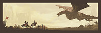 Drogon vs Lannister Army Game Of Thrones 7x04