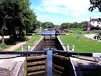 First or Last (Cromford Canal Lock)
