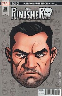PUNISHER - 218 (12th SERIE)