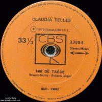 Claudia Telles LP